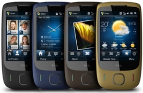 Коммуникатор HTC Touch 3G 1 (280x182, 24Kb)