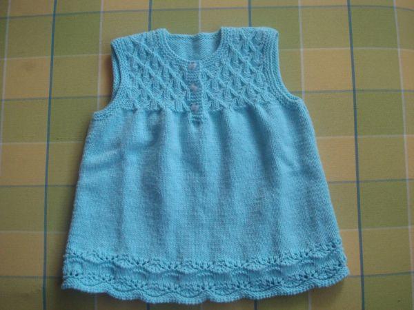 Lutik вязание крючком и спицами болеро и платье для малышки