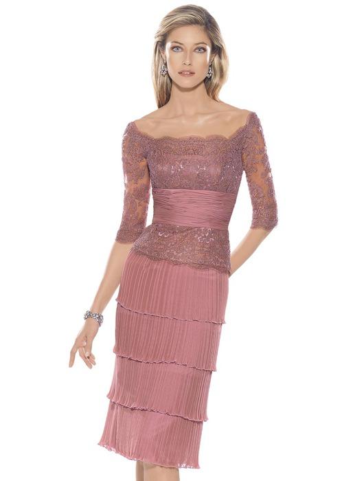 Элегантное платье, модель M036 - Интернет-магазин Свадебных...