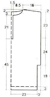 Джемпер женский, связан из 100% вискозы, 46 размера.