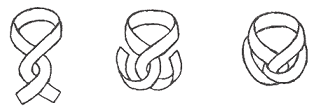Описание: как завязать шейный платок - Шарф.