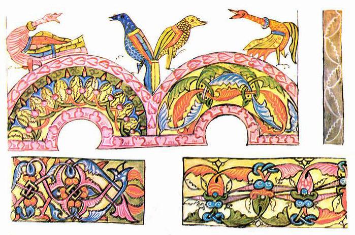 армянские узоры и орнаменты картинки
