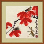 Превью ZR TY001 Red Leaves Traditions of Japan (250x250, 11Kb)
