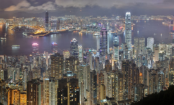 3996158_800pxHong_Kong_Night_Skyline_1_ (568x343, 213Kb)