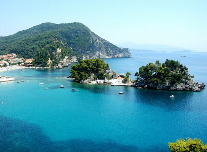All sizes  The islet Of Parga - Greece  Flickr - Photo Sharing! (700x515, 828Kb)
