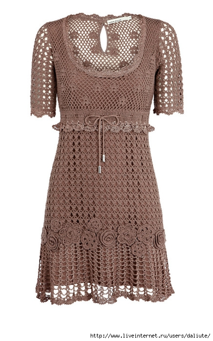 0Karen Millen Crochet Dress 0 (437x700, 215Kb)