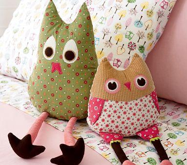 выкройки для игрушки сова - Выкройки одежды для детей и взрослых.