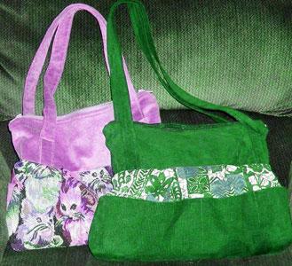 Выкройка стильной сумочки Согласитесь, что сумка занимает первое место...