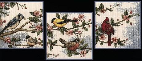 birds and blossoms (461x198, 38Kb)
