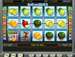 Fruit Cocktail 2 (Фруктовый коктейль 2, Клубничка 2) играть игровой...
