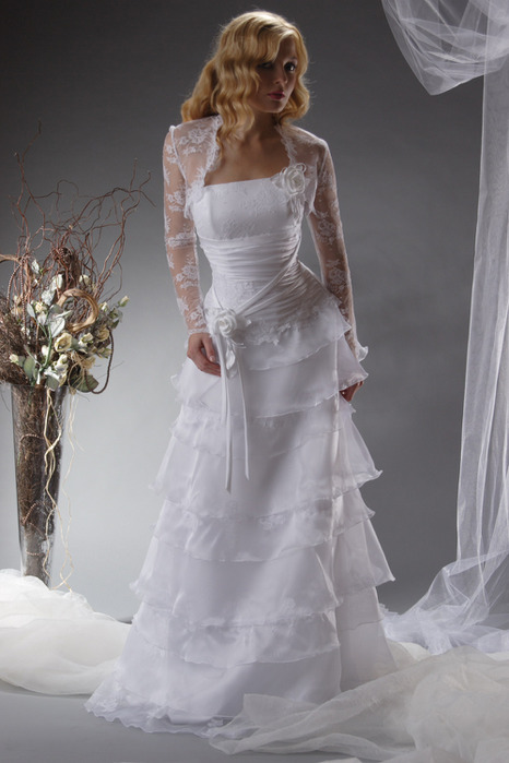 В таком платье вы будете ощущать на себе восхищенные взглядя не только...