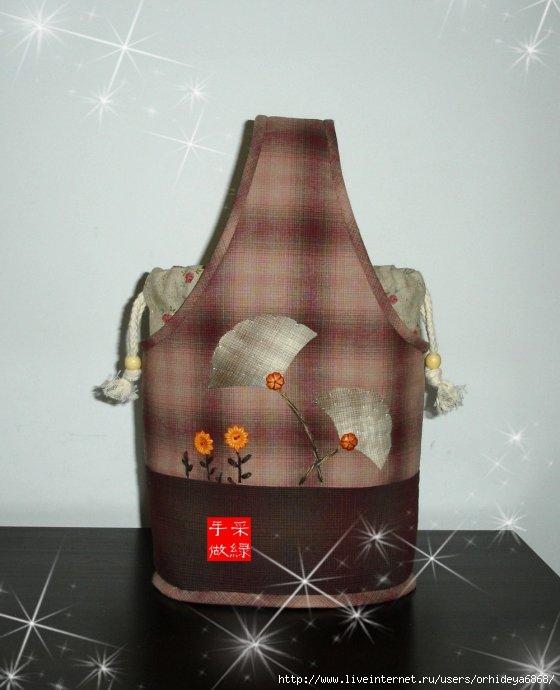 2. 1. сумка для рукоделия.