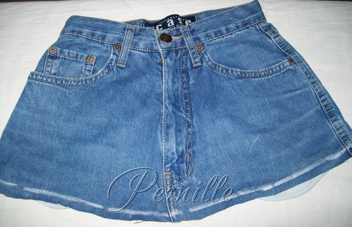 И немного расскажу и покажу, как я сшила себе сумку из старых джинсов.