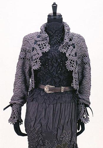 Описание: вязание 2012 спицами со схемами.