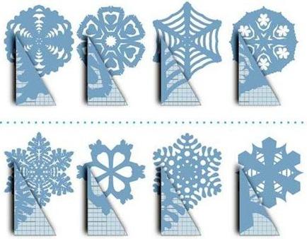 шаблоны для вырезания из бумаги.