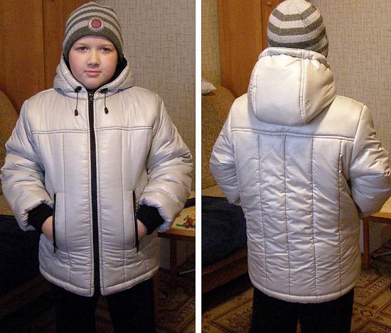 Из пальто сшить куртку 5