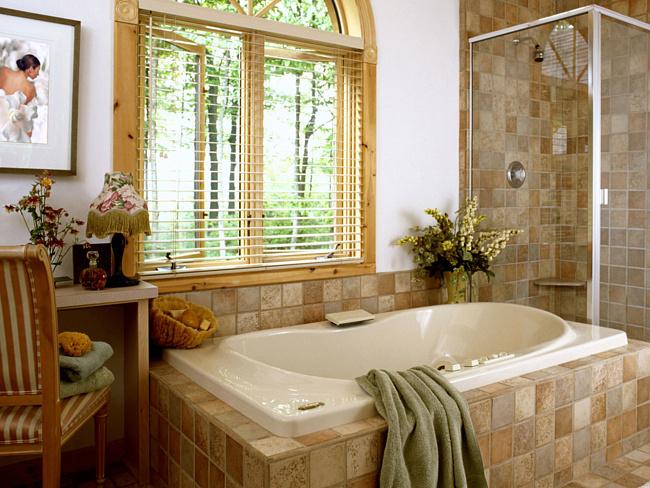 Ванная комната давным-давно расширила функции своего...
