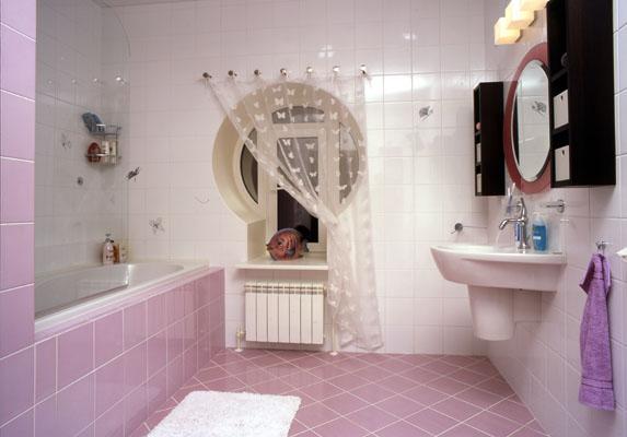 Ремонт и отделка ванной комнаты.Идеи дизайна.