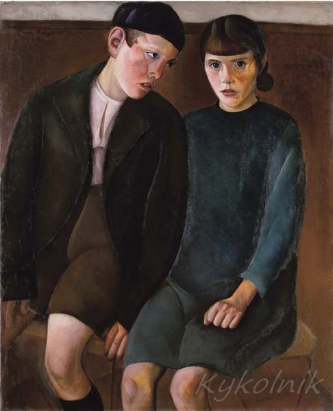 «Дети» 1922 (486x600, 57Kb)