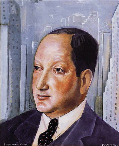 «Портрет джентльмена» (393x480, 40Kb)