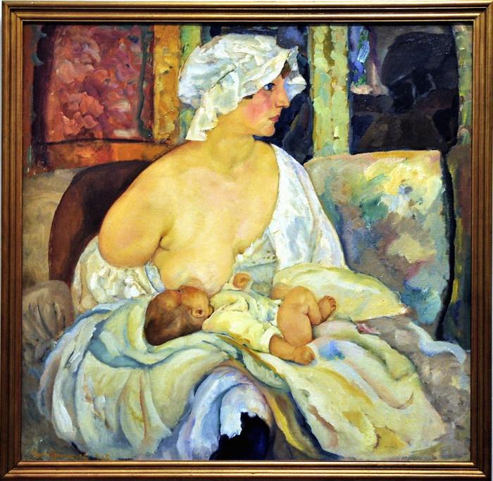 Мать. 1915 (700x683, 172Kb)