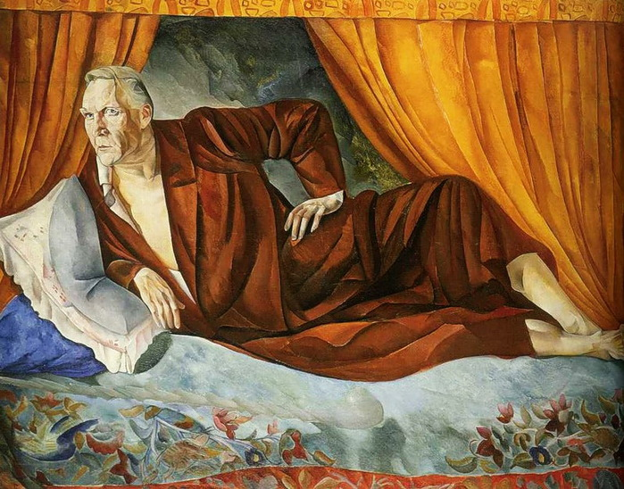Портрет Ф.И.Шаляпина. 1918 (700x548, 167Kb)