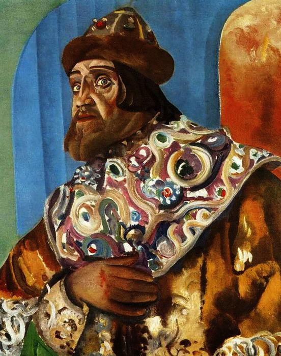 И.М.Москвин в роли царя Федора Иоанновича. 1923 (552x700, 167Kb)