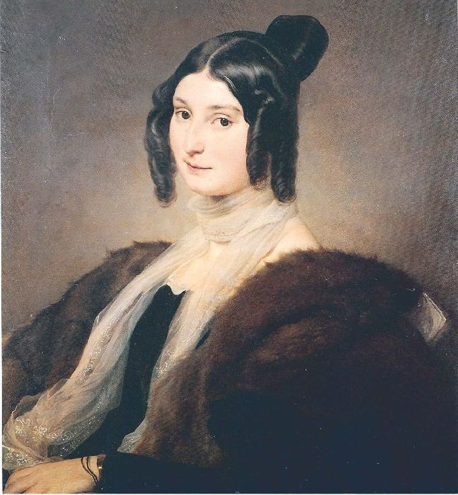 Francesco Hayez 013 - Clara Maffei autore Francesco Hayez (647x700, 85Kb)
