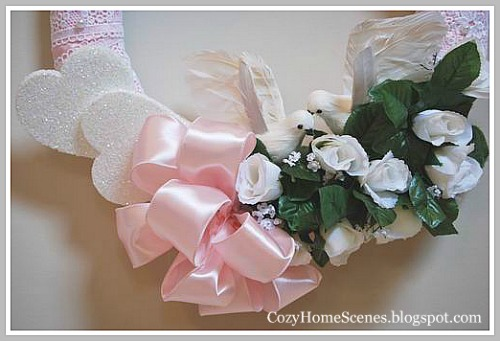 Romantic Heart Wreath- Hearts 2 (500x341, 53Kb)