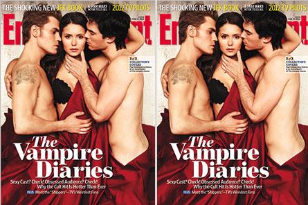 Геи в дневниках вампира