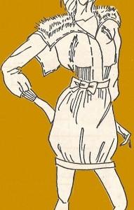 Как сшить юбку-тюльпан по выкройке - читайте подробнее на нашем сайте.