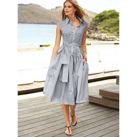 Описание: Летние вечерние платья коллекции 2012.