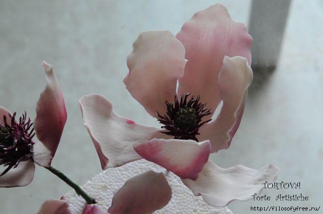 Gumpaste Magnolia Tutorial12 (640x425, 95Kb)