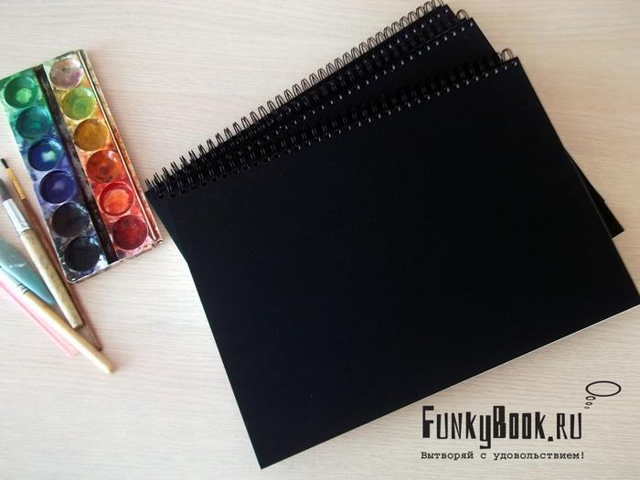 Как сделать из бумаги скетчбук фото 207
