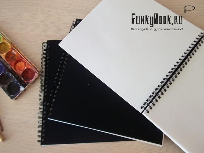 Как сделать из бумаги скетчбук фото 56
