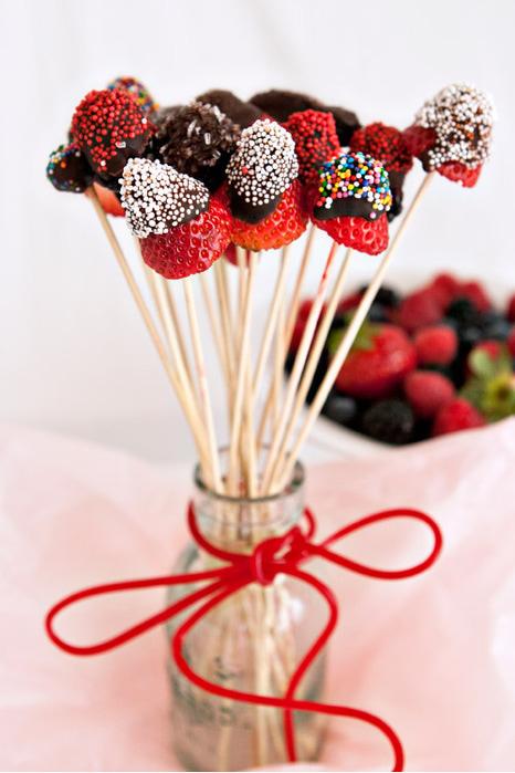ягоды в глазури рецепт