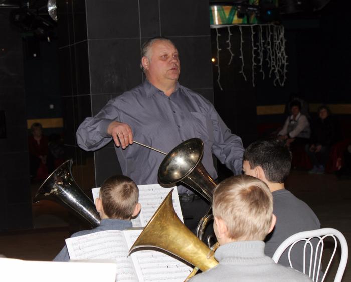 Наш духовой оркестр