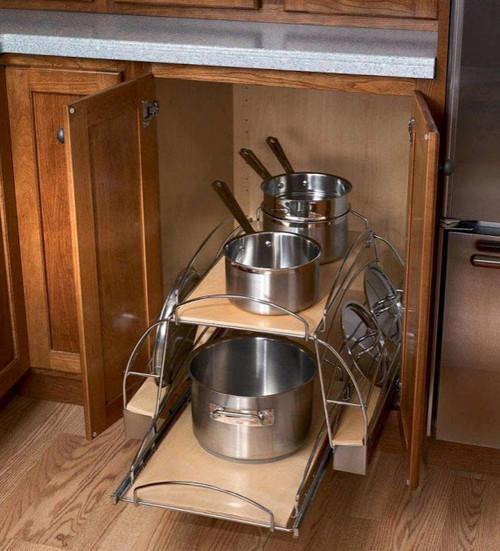 Как хранить крышки от кастрюль и сковородок Обсуждение на