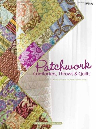 Patchwork Comforters Throws & Quilts (333x448, 35Kb)