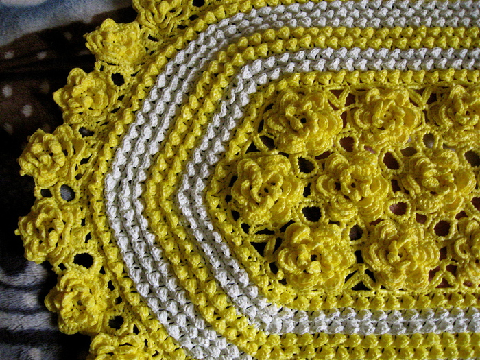 Серия сообщений.  Вязание из полиэтиленовых лент.