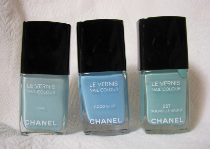 Chanel: Riva, Coco Blue, Nouvelle Vague/3388503_Chanel_Coco_Blue_3 (700x497, 269Kb)