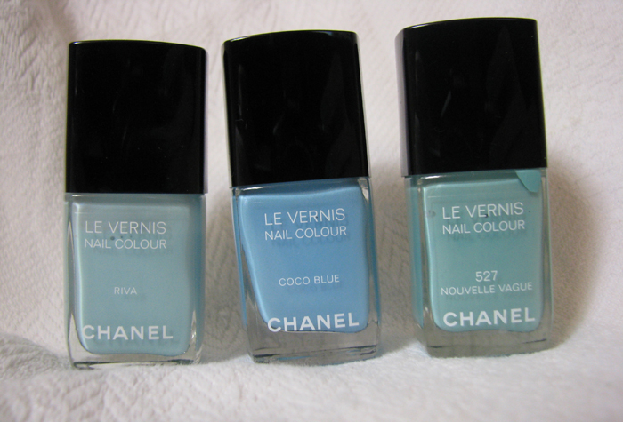 Chanel: Riva, Coco Blue, Nouvelle vague/3388503_Chanel_Coco_Blue_9 (700x475, 263Kb)