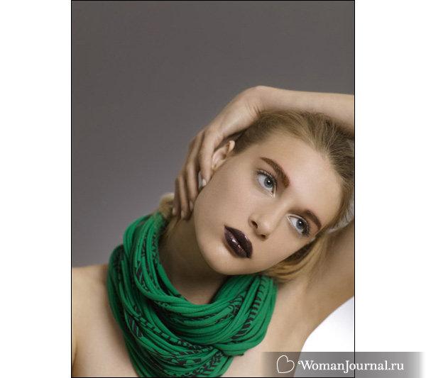 Самые модные шарфы осень-зима 2011.