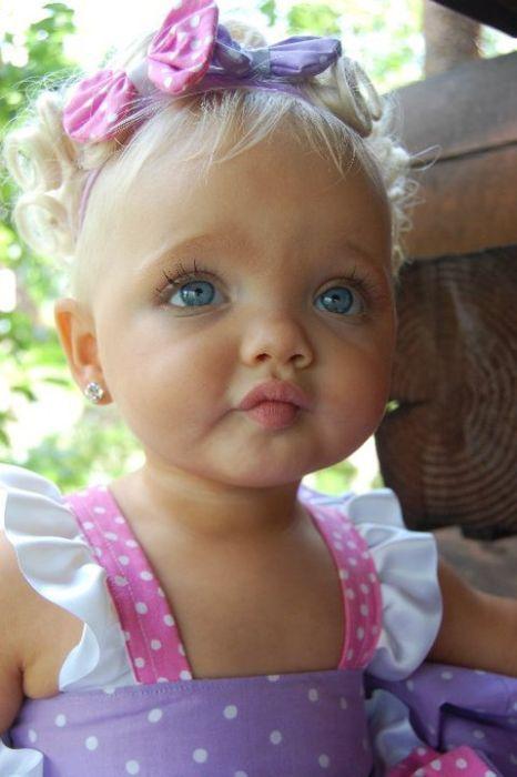 Самая красивый ребёнок фото