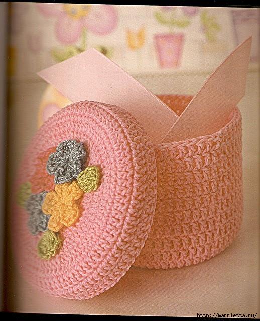 Описание: вязания ковриков крючком - вязание для.