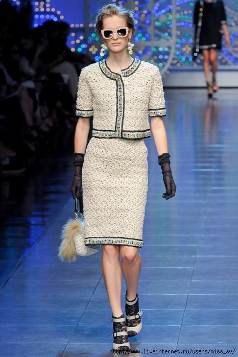 А еще Доменико Дольче и Стефано Габбана...  Фото: Fashion Gone Rogue.