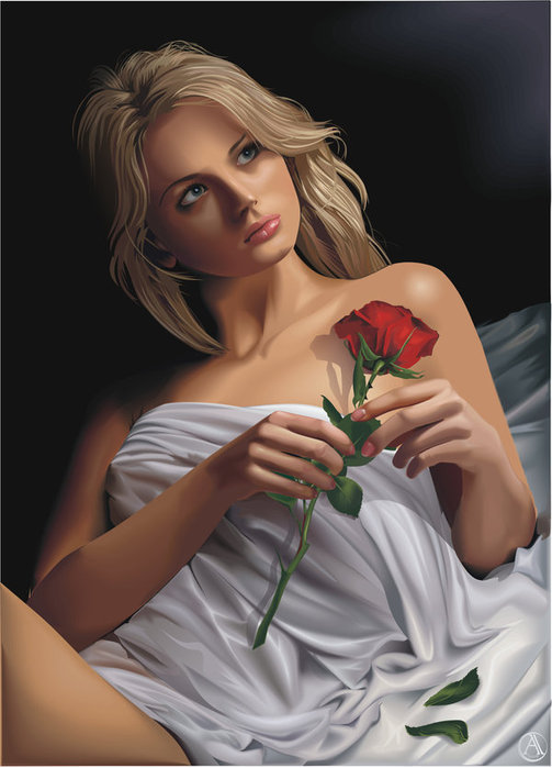 4599172_69557211_Portrait_with_a_rose_by_Alexxxx1 (503x699, 64Kb)
