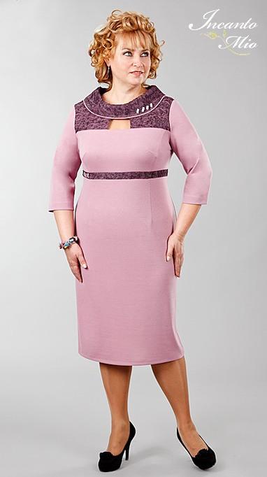 Модели платьев для женщин с пышными формами