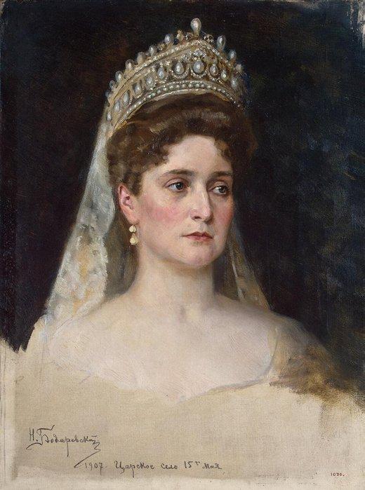 александра федоровна жена николая ii фото