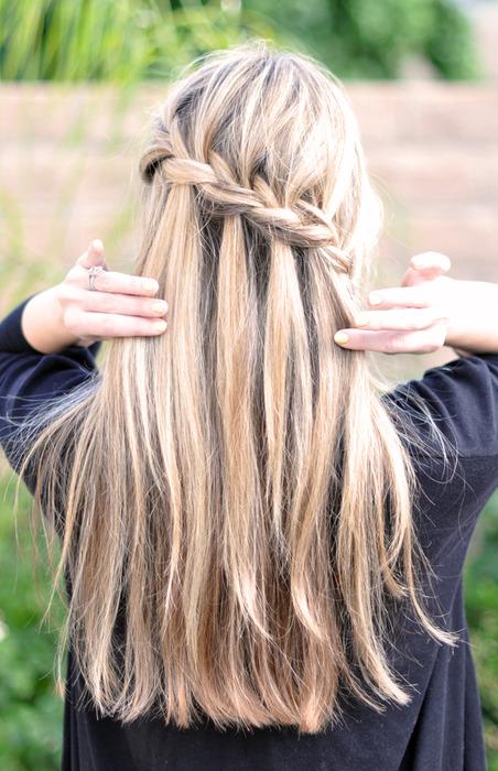 Итак, как заплести красивую косу видео.  Как красиво плести косы.